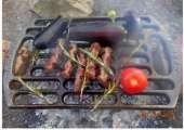 Фото № 31. Решетки гриль чугун оптом и в розницу.